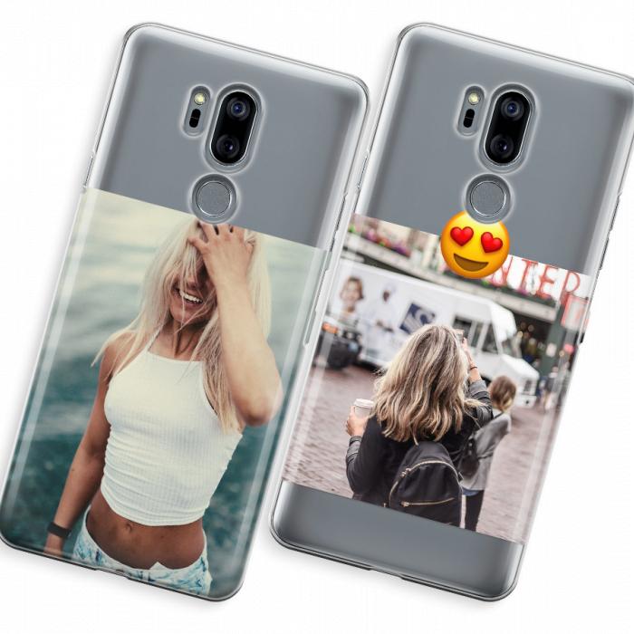 Crea la tua iPhone 7 PLUS custodia  CaseCompany  Cover trasparente