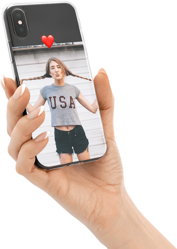 Maak je eigen OnePlus 6T smartphone hoesje