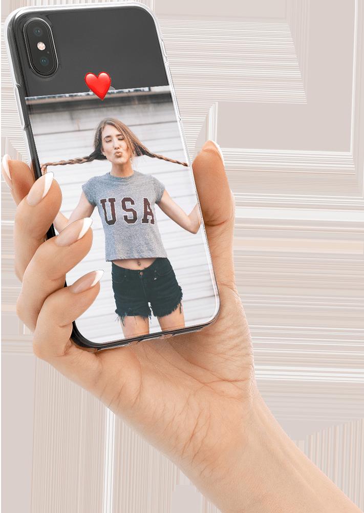 Maak je eigen Nokia 8 smartphone hoesje