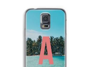 Maak zelf je Galaxy S5 hoesje met je monogram