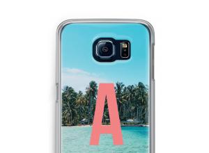 Maak zelf je Galaxy S6 hoesje met je monogram