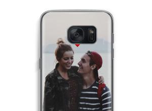 Ontwerp je eigen Samsung Galaxy S7 hoesje