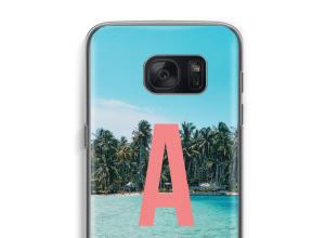 Maak zelf je Samsung Galaxy S7 hoesje met je monogram
