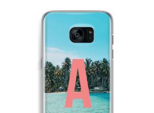 Maak zelf je Galaxy S7 Edge hoesje met je monogram