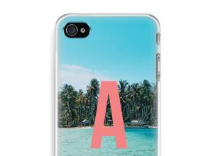 Maak zelf je iPhone 4 / 4S hoesje met je monogram