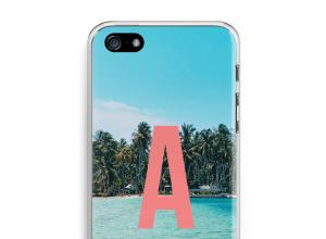 Maak zelf je iPhone 5 / 5S / SE hoesje met je monogram