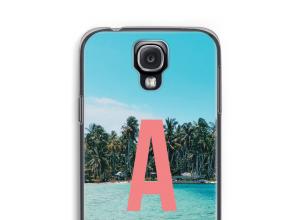 Maak zelf je Galaxy S4 hoesje met je monogram
