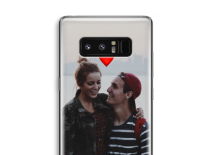 Ontwerp je eigen Galaxy Note 8 hoesje