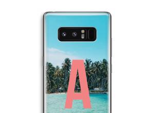 Maak zelf je Galaxy Note 8 hoesje met je monogram