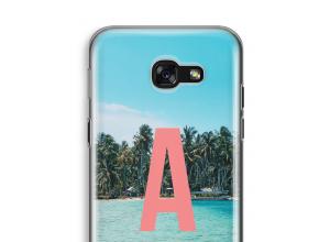 Maak zelf je Galaxy A5 (2017) hoesje met je monogram