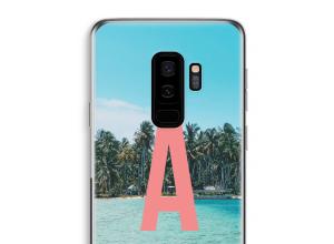 Maak zelf je Samsung Galaxy S9 Plus hoesje met je monogram