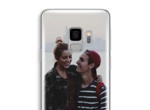 Ontwerp je eigen Galaxy S9 hoesje
