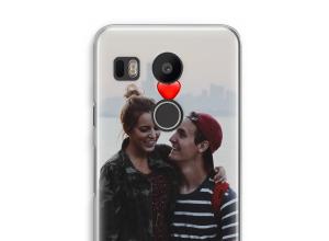Ontwerp je eigen Nexus 5X hoesje