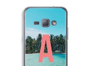 Maak zelf je Galaxy J1 (2016) hoesje met je monogram
