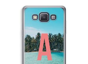 Maak zelf je Galaxy A3 (2015) hoesje met je monogram