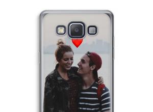 Ontwerp je eigen Galaxy A5 (2015) hoesje