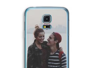 Ontwerp je eigen Galaxy S5 mini hoesje