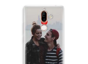Ontwerp je eigen Nokia 7 Plus hoesje