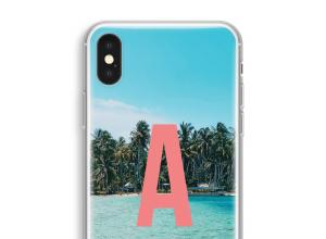 Maak zelf je iPhone XS hoesje met je monogram