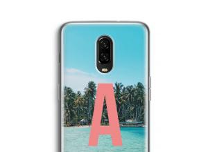 Maak zelf je OnePlus 6T hoesje met je monogram