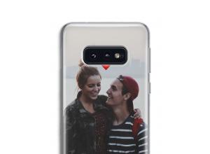 Ontwerp je eigen Samsung Galaxy S10e hoesje