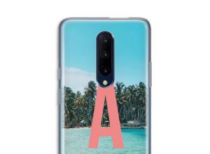 Maak zelf je OnePlus 7 Pro hoesje met je monogram