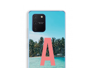 Maak zelf je Galaxy Note 10 Lite hoesje met je monogram