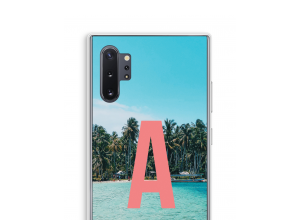 Maak zelf je Galaxy Note 10 Plus hoesje met je monogram