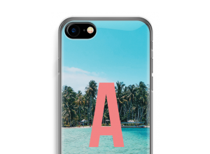 Maak zelf je iPhone SE 2020 hoesje met je monogram