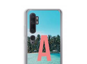 Maak zelf je Xiaomi Mi Note 10 Pro hoesje met je monogram