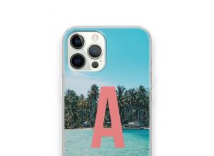 Maak zelf je iPhone 12 Pro hoesje met je monogram