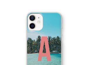 Maak zelf je iPhone 12 hoesje met je monogram