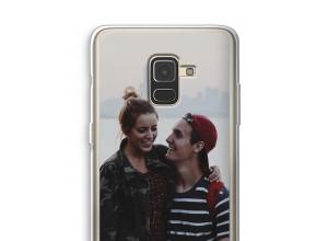 Ontwerp je eigen Galaxy A8 (2018) hoesje