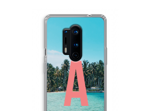 Maak zelf je OnePlus 8 Pro hoesje met je monogram