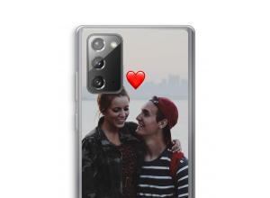 Ontwerp je eigen Galaxy Note 20 / Note 20 5G hoesje