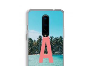 Maak zelf je OnePlus 8 hoesje met je monogram