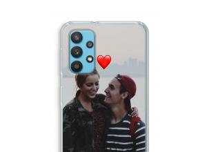 Ontwerp je eigen Samsung Galaxy A32 4G hoesje