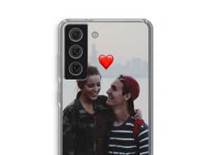 Ontwerp je eigen Samsung Galaxy S21 FE hoesje