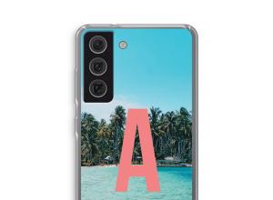 Maak zelf je Samsung Galaxy S21 FE hoesje met je monogram