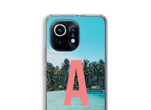 Maak zelf je Xiaomi Mi 11 hoesje met je monogram