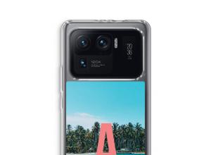 Maak zelf je Xiaomi Mi 11 Ultra hoesje met je monogram