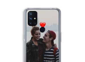 Ontwerp je eigen OnePlus Nord N10 5G hoesje
