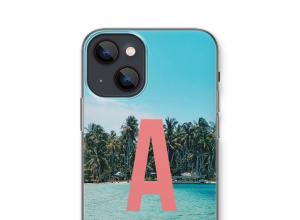 Maak zelf je iPhone 13 mini hoesje met je monogram