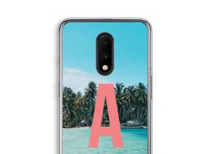 Maak zelf je OnePlus 7 hoesje met je monogram