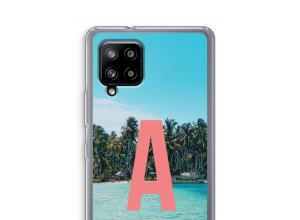 Maak zelf je Samsung Galaxy A42 5G hoesje met je monogram